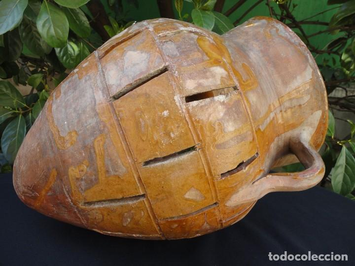 ALFARERÍA ANDALUZA: FILTRO DE VINO UBEDA (Antigüedades - Porcelanas y Cerámicas - Úbeda)