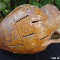 Antiquités: ALFARERÍA ANDALUZA: FILTRO DE VINO UBEDA. Lote 195717406