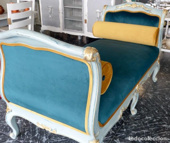 Antigüedades: Diván estilo Luis XV - Foto 3 - 195720758