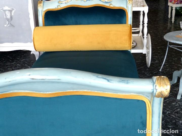 Antigüedades: Diván estilo Luis XV - Foto 5 - 195720758