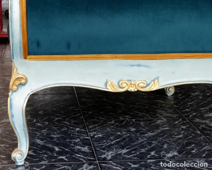 Antigüedades: Diván estilo Luis XV - Foto 11 - 195720758
