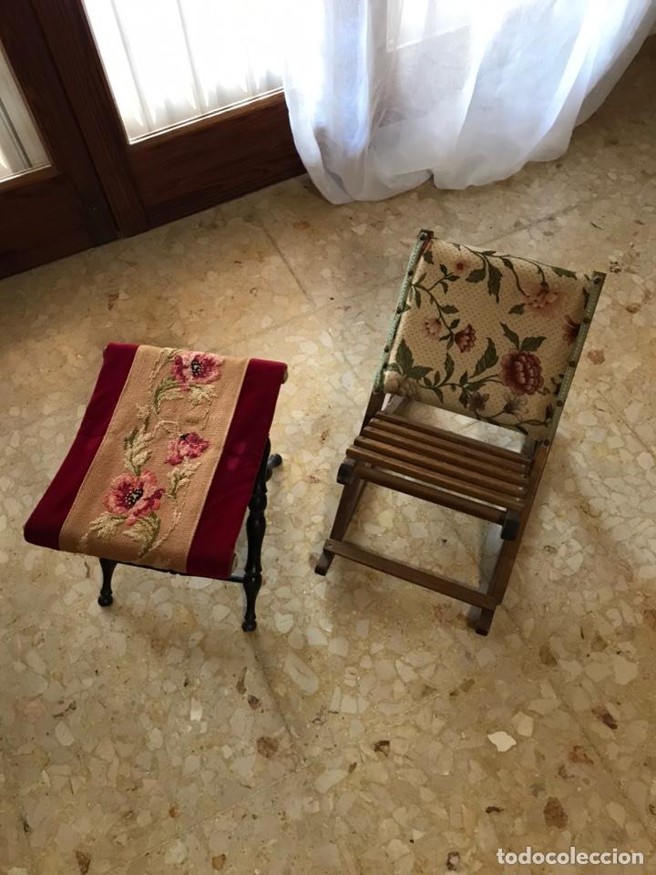 SILLAS ANTIGUA DE MISA . (Antigüedades - Muebles Antiguos - Sillas Antiguas)