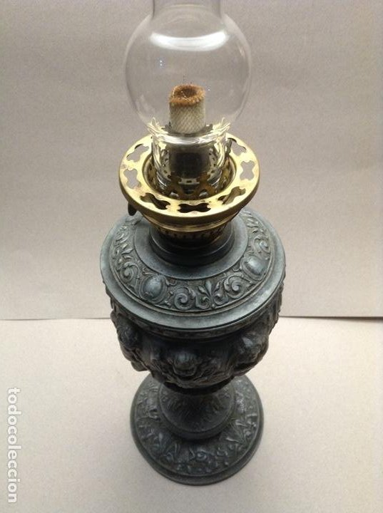 Antigüedades: QUINQUÉ KOSMOS BRENNER (s.XIX) - Foto 14 - 195876487