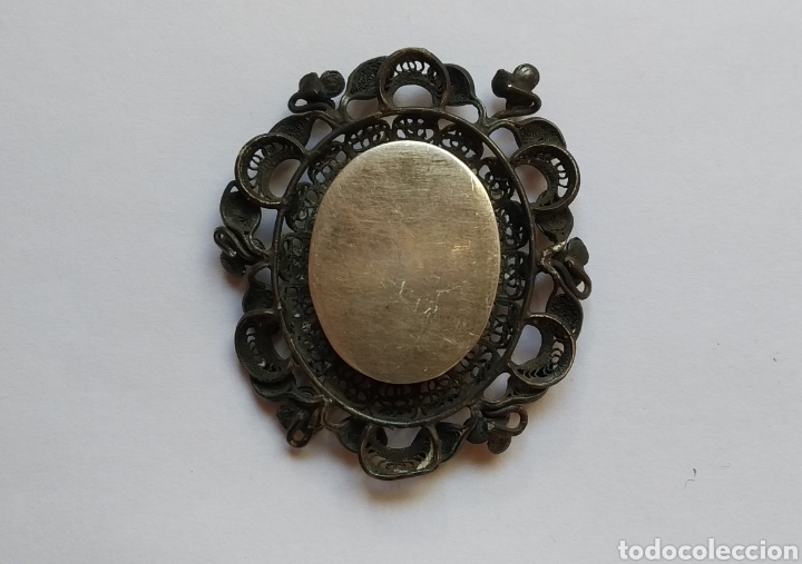 Antigüedades: RELICARIO CON RELIQUIA DE SAN JUAN BAUTISTA - Foto 3 - 195879147