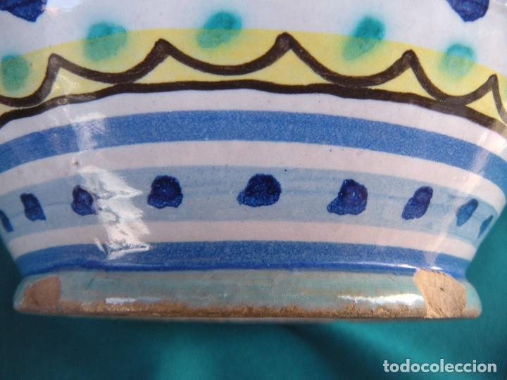 Antigüedades: JARRA PANZONA DE TRIANA - Foto 2 - 195922426
