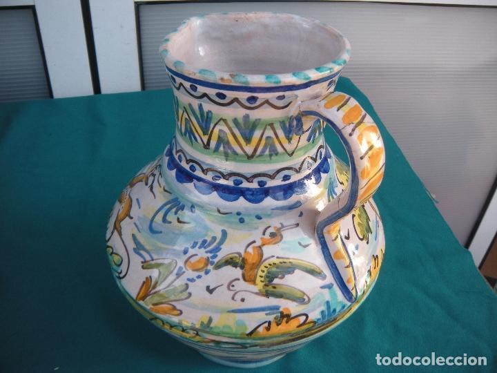 Antigüedades: JARRA PANZONA DE TRIANA - Foto 4 - 195922426