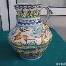 Antigüedades: JARRA PANZONA DE TRIANA. Lote 195922426