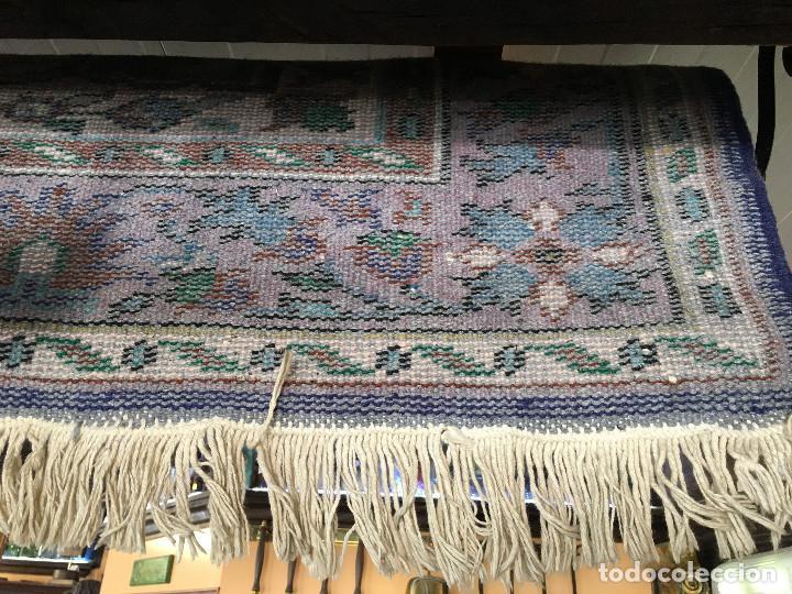 Antigüedades: Alfombra persa. Medida 285x189 cm. Sin usar. Comprada en 1989 - Foto 6 - 27260428