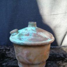 Antigüedades: ANTIGUO DEPÓSITO DE ALAMBIQUE DE FARMACIA. Lote 195966693