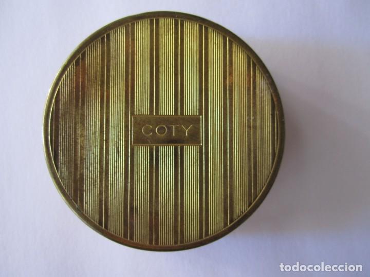 Antigüedades: 309-Lote 2 polveras Coty. Años 30 - Foto 3 - 196126961