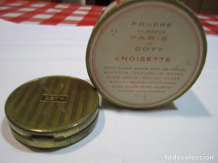 Antigüedades: 309-Lote 2 polveras Coty. Años 30 - Foto 7 - 196126961