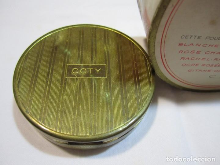 Antigüedades: 309-Lote 2 polveras Coty. Años 30 - Foto 8 - 196126961