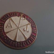 Antigüedades: PIN RELIGIOSO. Lote 196135438