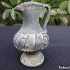 Oggetti Antichi: ANTIGUO JARRONCITO PARA FLORES DE VERDÚ 1915. Lote 196161577