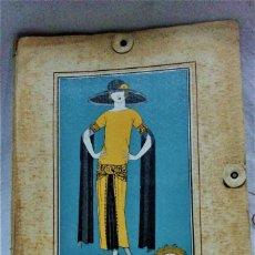 Antigüedades: PATRONES GRADUABLES MARTÍ .LA MODA DE VERANO 1923. PATRONES Y MODELOS SEÑORAS. Lote 196213178