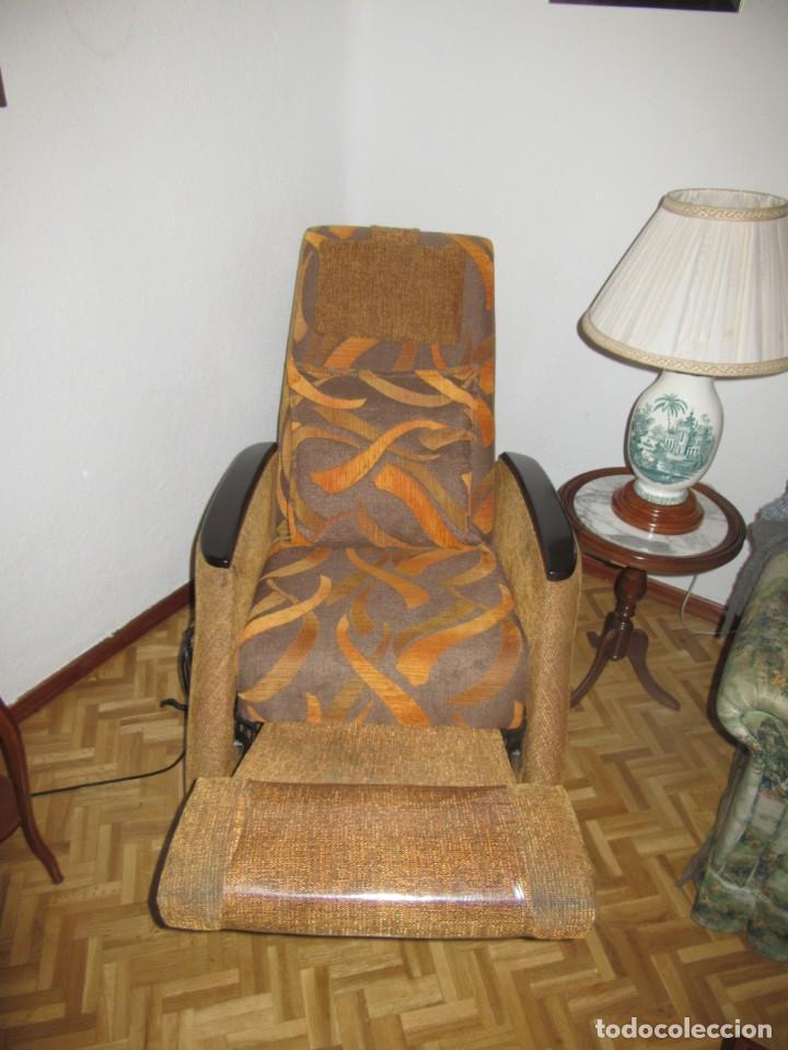 Antigüedades: SILLÓN DE DESCANSO - Foto 2 - 196264446