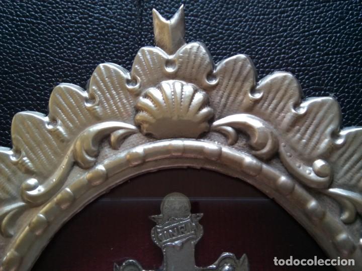Antigüedades: * CRUZ DE CARAVACA.12 CM. (Rf;GV/h) - Foto 5 - 196285511