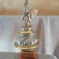 Antigüedades: CAMPANAS BRONCE. Lote 196340182
