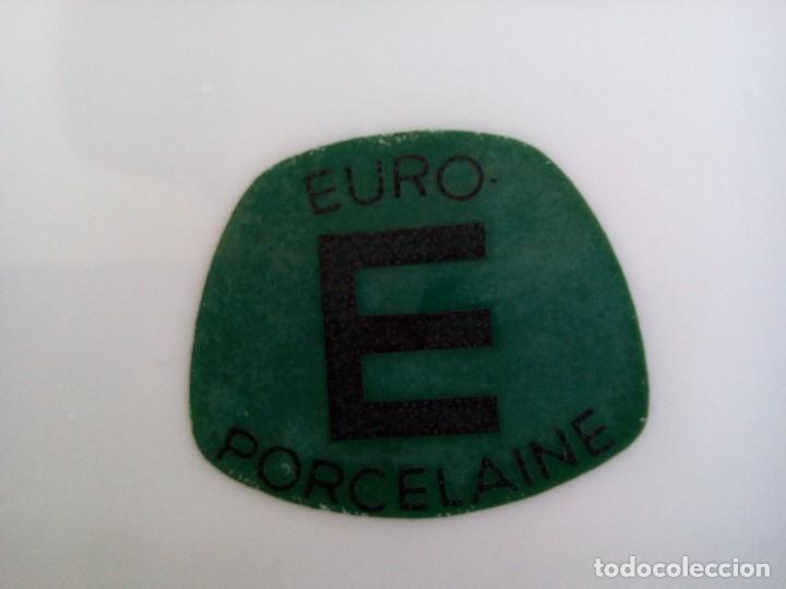 Antigüedades: * BANDEJAS PORCELANA. FRAONARD.35 CM. (Rf:B/e) - Foto 4 - 196347502