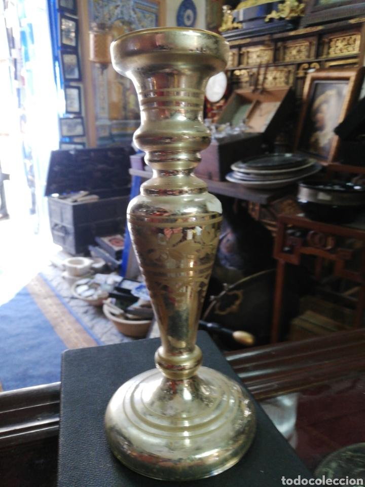 CANDELABRO (Antigüedades - Cristal y Vidrio - La Granja)