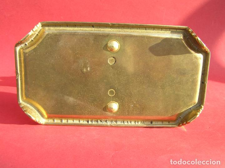 Antigüedades: Candelero de escritorio. Réplica fiel de un diseño del siglo XVIII. - Foto 9 - 196517336
