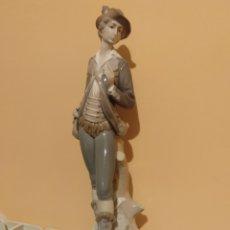 Antigüedades: FIGURA LLADRÓ. Lote 196543823