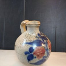 Antigüedades: PUENTE DEL ARZOBISPO, ANTIGUA JARRA , ORZA SIGLO XIX. Lote 196554142