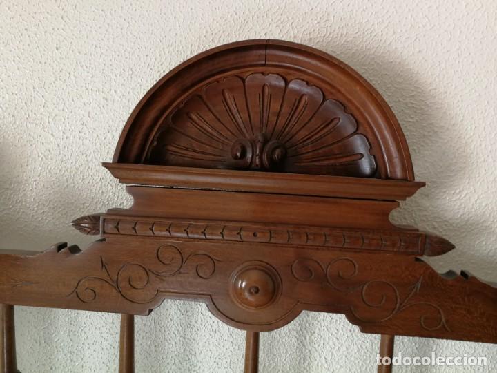 CAMA ANTIGUA (Antigüedades - Muebles Antiguos - Camas Antiguas)