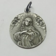 Antigüedades: ANTIGUA MEDALLA ASOCIACION DE HIJAS DE MARIA. Lote 196723903
