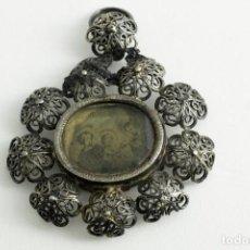 Antiquités: MEDALLA DEVOCIONAL. Lote 196792400