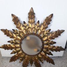 Antigüedades: ANTIGUO PLAFÓN DE SOL. Lote 196872545