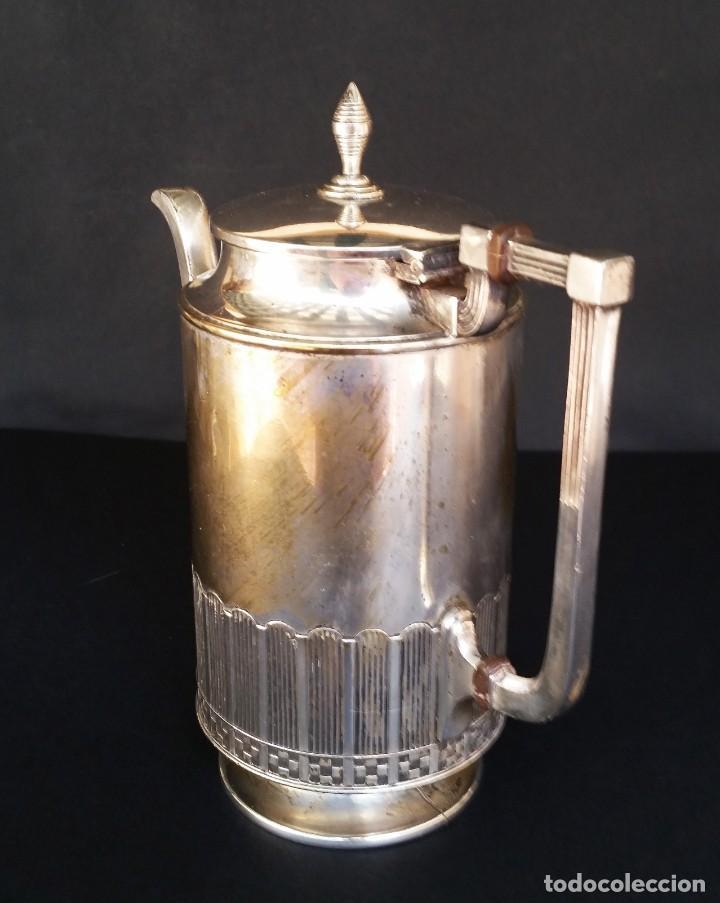 Antigüedades: Juego de café judgenstil, 5 piezas - Foto 7 - 196978790