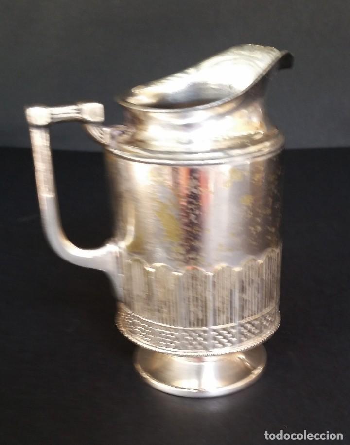 Antigüedades: Juego de café judgenstil, 5 piezas - Foto 10 - 196978790