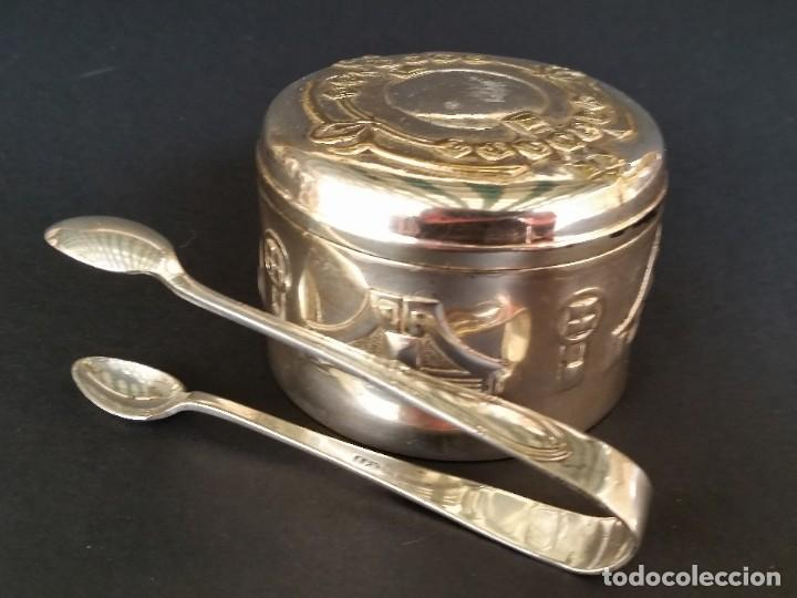 Antigüedades: Juego de café judgenstil, 5 piezas - Foto 12 - 196978790