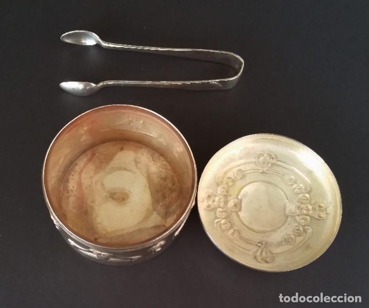 Antigüedades: Juego de café judgenstil, 5 piezas - Foto 16 - 196978790