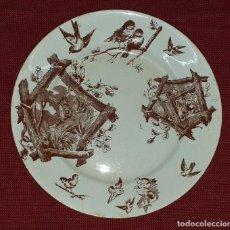 Antigüedades: PLATO MARIANO POLA. Lote 197029850