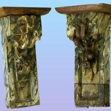 Antiquités: MÉNSULAS BARROCAS. Lote 240673380