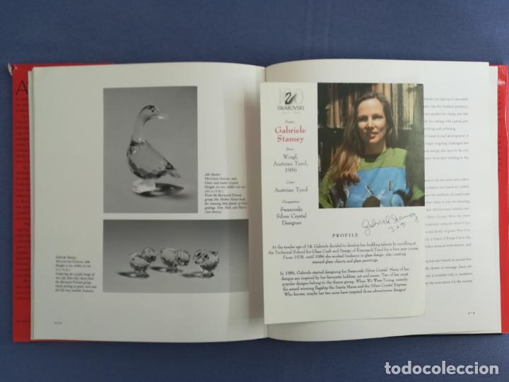 Antigüedades: Swarovski, The Magic of Crystal, firmado por los artistas Stamey & Hirzinger en 1997 - Foto 5 - 197125901