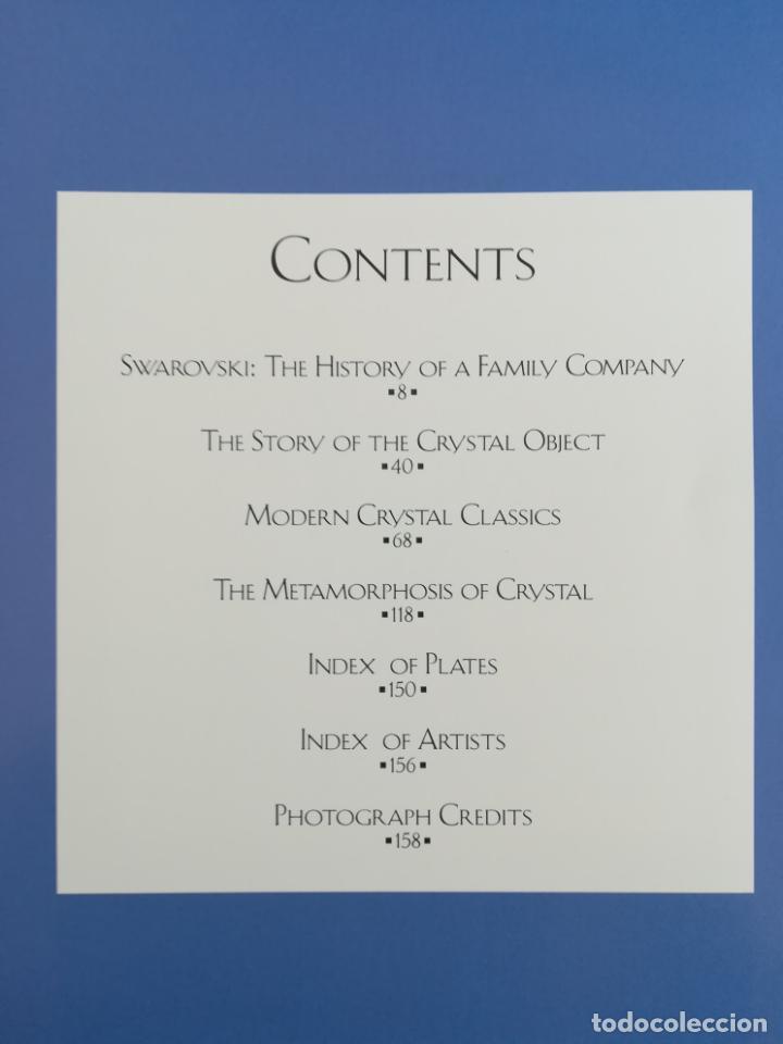 Antigüedades: Swarovski, The Magic of Crystal, firmado por los artistas Stamey & Hirzinger en 1997 - Foto 6 - 197125901