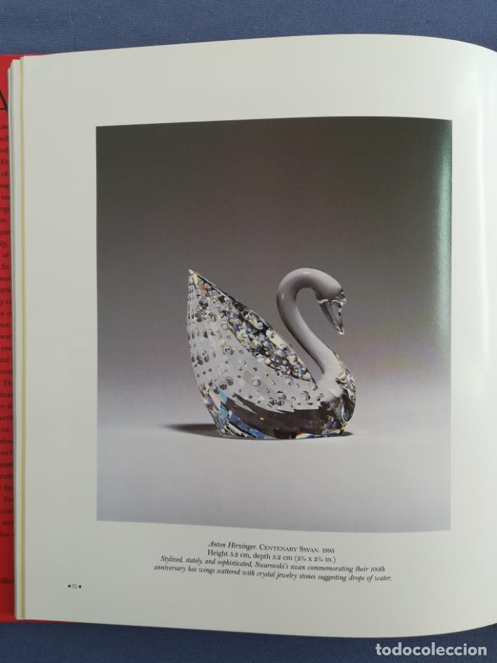 Antigüedades: Swarovski, The Magic of Crystal, firmado por los artistas Stamey & Hirzinger en 1997 - Foto 8 - 197125901
