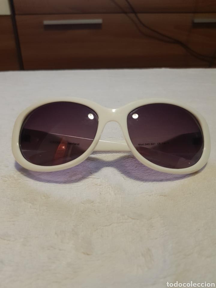 Antigüedades: Gafas de sol para señora de la marca CERJO MADE IN SWISS/SWITZERLAND - Foto 6 - 197152212