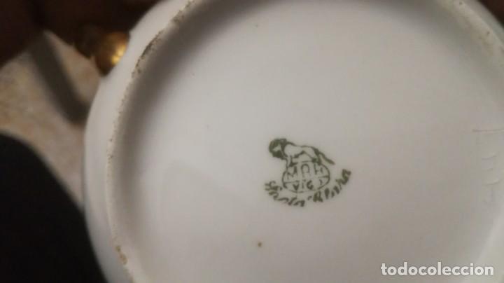 Antigüedades: JUEGO DE CAFE SANTA CLARA - Foto 9 - 197181817
