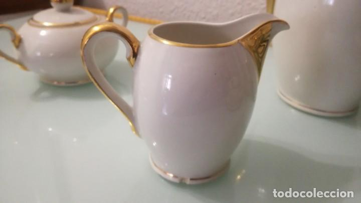 Antigüedades: JUEGO DE CAFE SANTA CLARA - Foto 10 - 197181817