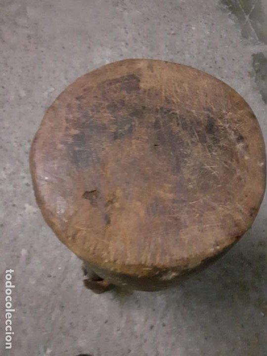Antigüedades: Tajo de carnicero - Foto 7 - 197360828