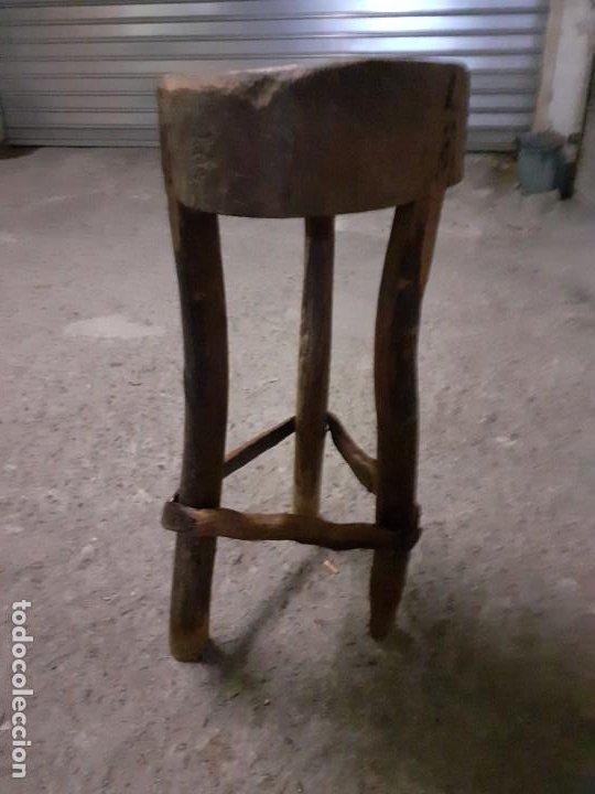 Antigüedades: Tajo de carnicero - Foto 8 - 197360828