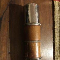 Antigüedades: CONJUNTO DE CUBIERTOS Y VASOS PARA PICNIC. Lote 197470715
