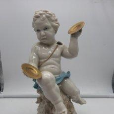 Oggetti Antichi: FIGURA DE ÁNGEL. Lote 197484972