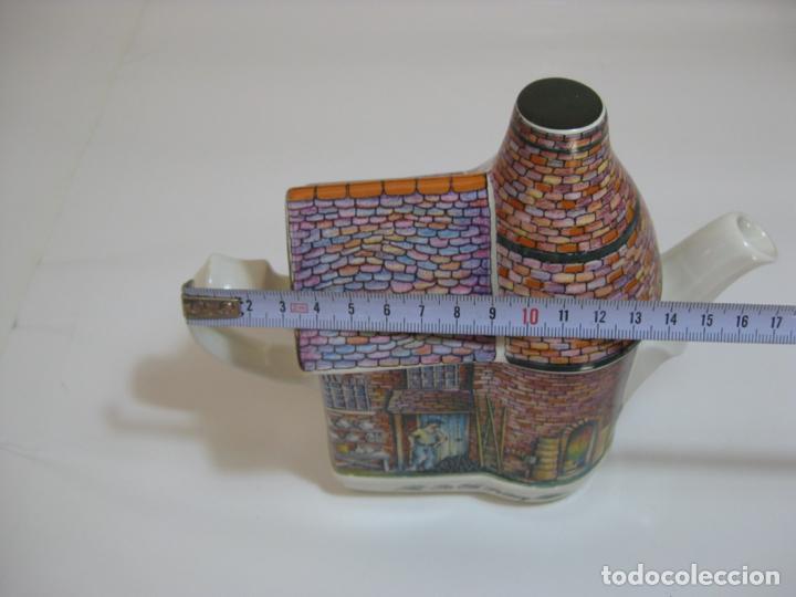 Antigüedades: TETERA SADLER - THE OLD POTTERY - PERFECTA - Foto 9 - 197629608