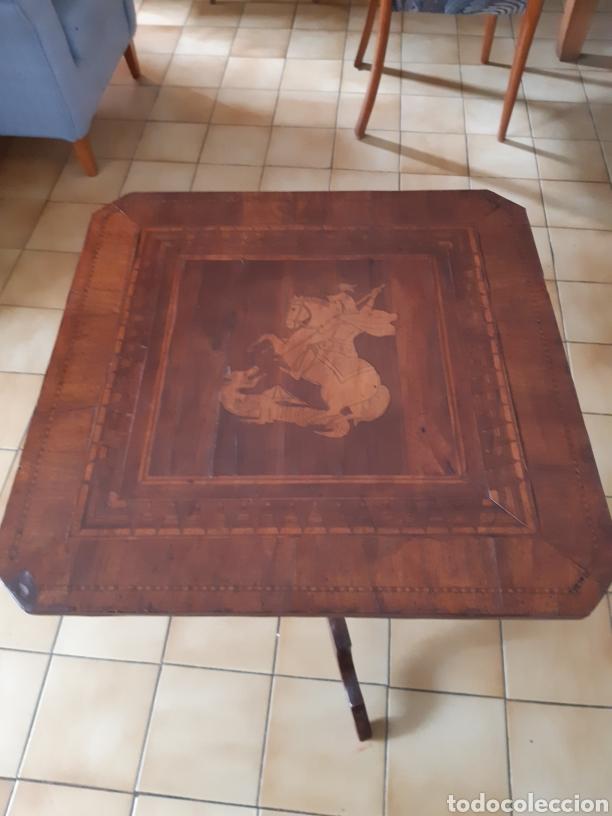 VELADOR O MESA DE CENTRO (Antigüedades - Muebles Antiguos - Veladores Antiguos)
