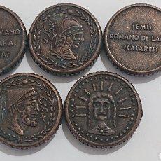 Antiguidades: REPLICAS AS PUNICO ROMANO. Lote 197808346